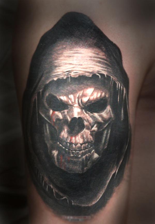 Татуировки с черепами значение